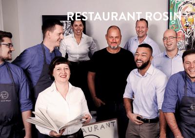 Restaurant Sneaker Frank Rosin